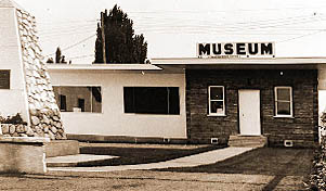 The Osoyoos Museum in 1963